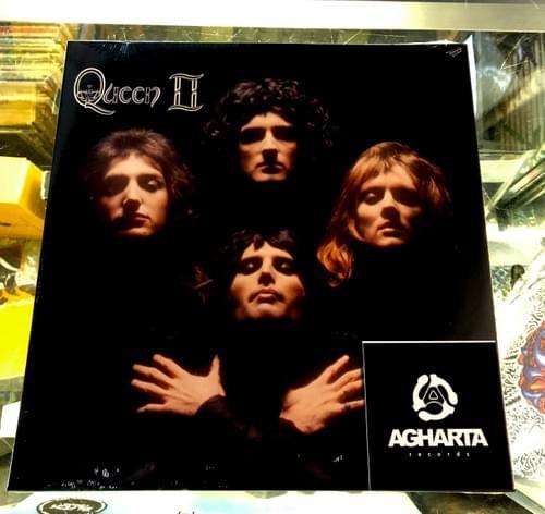 QUEEN II LP On Vinyl