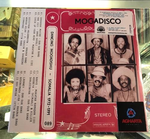 Mogadisco - Various Artists 2xLP On Vinyl