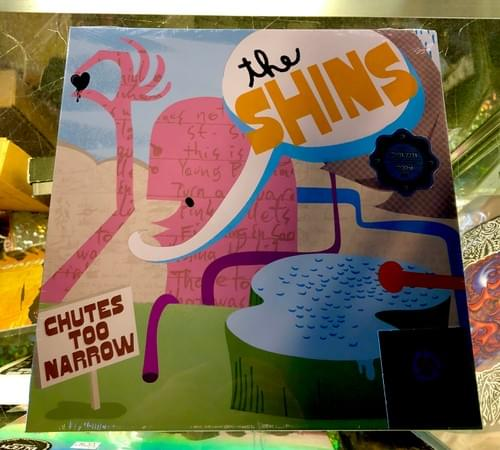 The Shins- Chutes Too Narrow LP On Vinyl