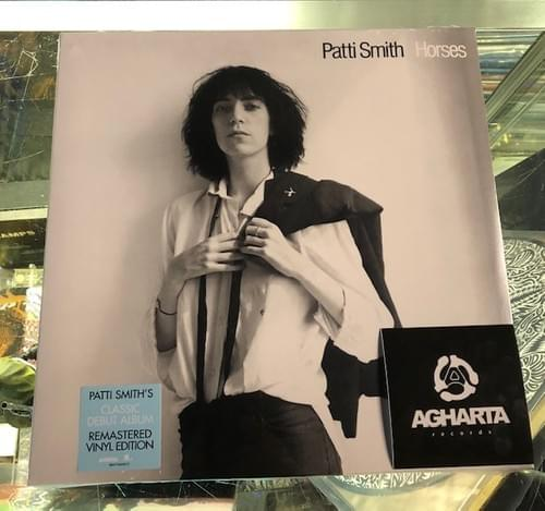 Patti Smith - Horses LP On Vinyl