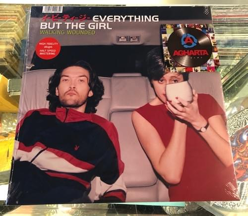 Everything But The Girl- Walking Wounded  LP On Vinyl
