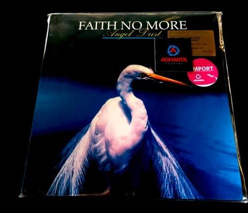 Faith No More - Angel Dust 2xLP On Vinyl [IMPORT]