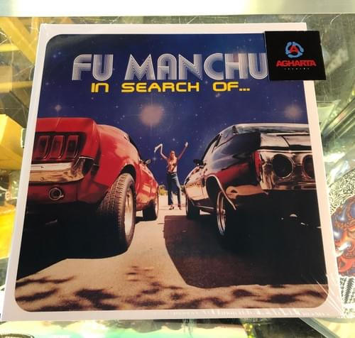 Fu Manchu - In Search Of... Deluxe LP On Colored Vinyl W/7""