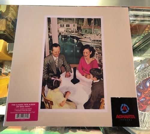 Led Zeppelin- Presence LP On Vinyl [2 Versions]