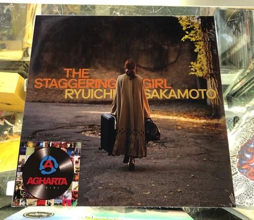 Ryuichi Sakamoto - The Staggering Girl OST LP On Colored Vinyl [IMPORT]