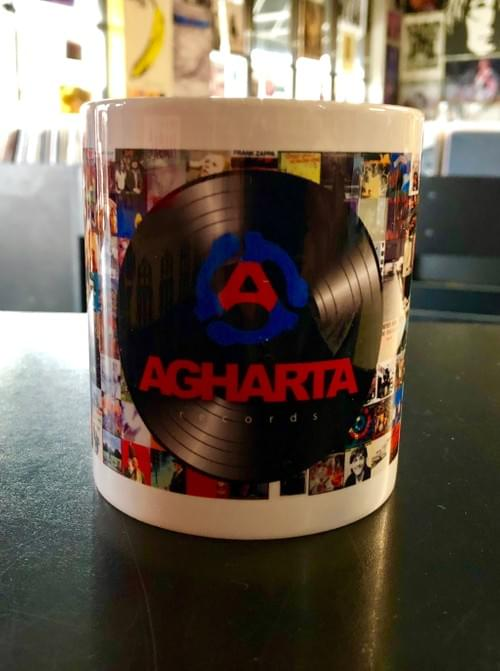 Agharta Records Coffee Mugs!