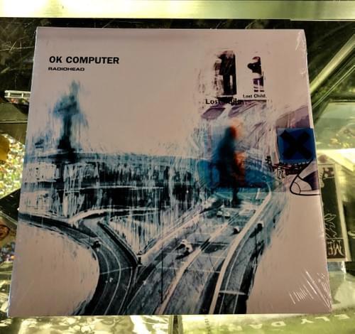 Radiohead - OK Computer 2xLP or Deluxe 3xLP On Vinyl