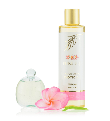 Exotic Bath & Body Oil Guava