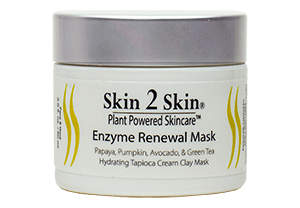 Enzyme Renewal Mask, Papaya Enzyme & Pumpkin Extract Seed