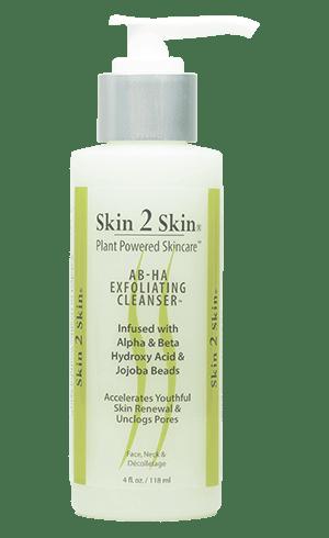 AB-HA Exfoliating Cleanser with Alpha Hydroxy & Beta Hydroxy Acids