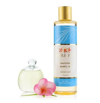 Exotic Bath & Body Oil Coconut