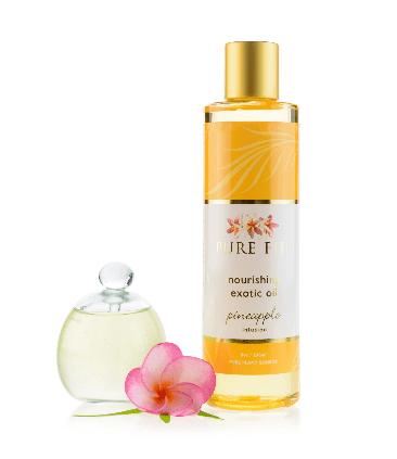 Exotic Bath & Body Oil Pineapple