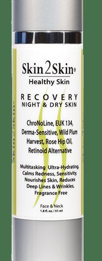 Anti-Wrinkle Night Recovery, Dry Sensitive Skin