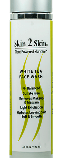 White Tea Face Wash, Hydrating Daily Cleanser