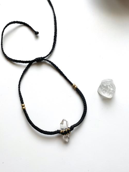Herkimer Diamond Choker