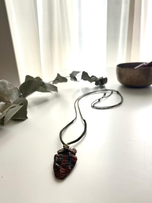 ☾•✮ Mahogany-Obsidian ☾•✮