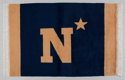 Class of 1976  - United States Naval Academy - Hand Knotted