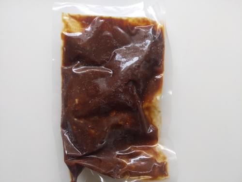 日本橋名店いけ増味噌煮込みハンバーグ
