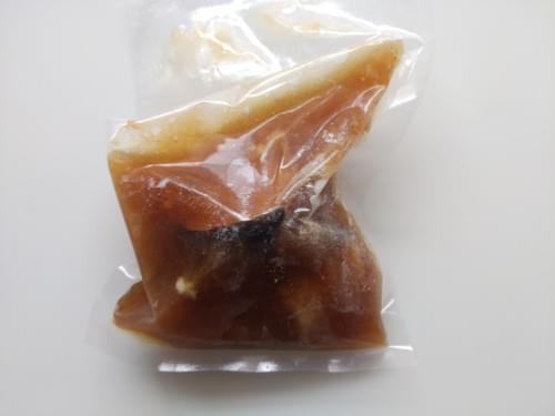日本橋名店いけ増銀鱈煮つけ
