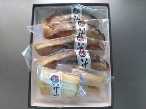 国産魚の西京味噌焼き詰合せ