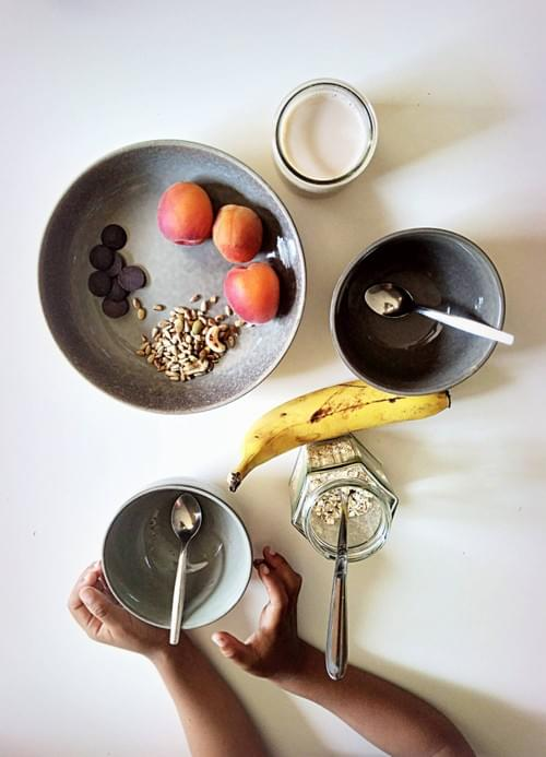 Atelier Un petit déjeuner d'enfer!