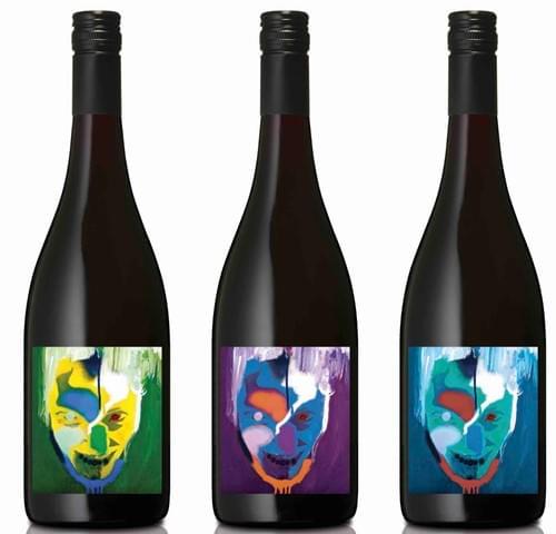 NEW RELEASE  2018 Dr Edge Willamette Valley Pinot Noir Mixed 6 (750ml Screwcap)