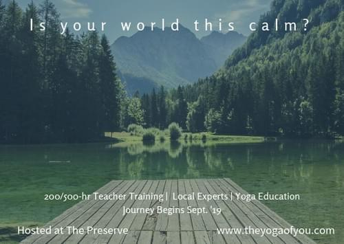 200/ 300-hr Teacher Training Course / 2019