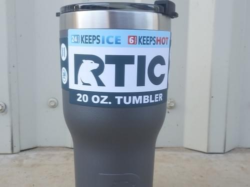 RTIC 20oz Tumbler