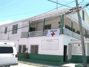 BELIZE- Red Cross