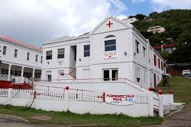 Tortola Red Cross