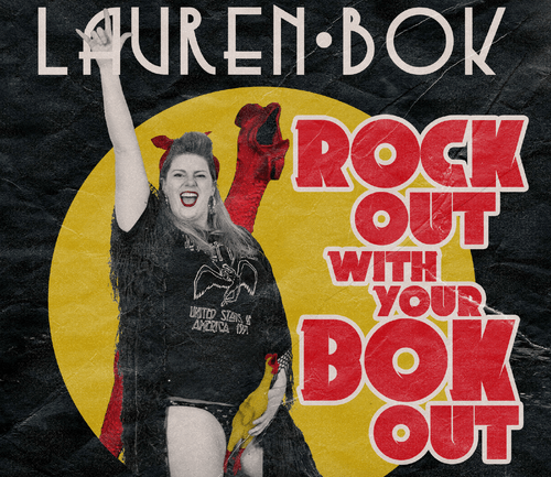 Rock Out With Your Bok Out - MICF 2019