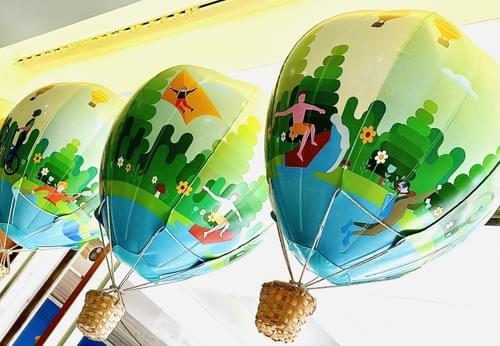 熱氣球嘉年華_商品_熱氣球小球