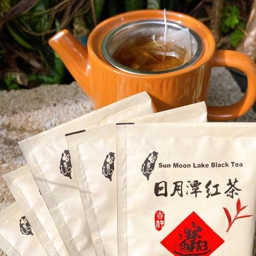 日月潭紅玉紅茶茶包