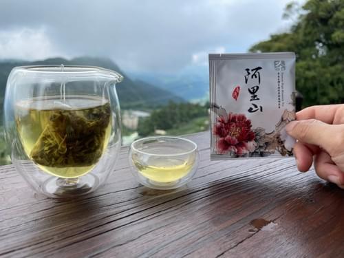 阿里山高山烏龍茶包/盒 (預購)