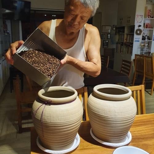 嚴選水洗豆(半磅裝)