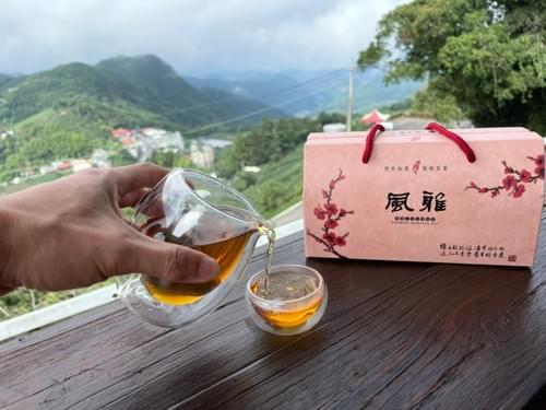 阿里山紅茶原片茶包/3盒免運