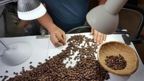 手工挑豆、首選阿拉比卡精品咖啡掛耳包