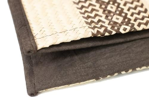 Diamond Stripe Clutch, Edition of 6