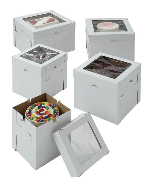 Cake Boxes COMING SOON
