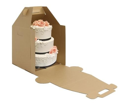Tall Cake Boxes 12x12x14