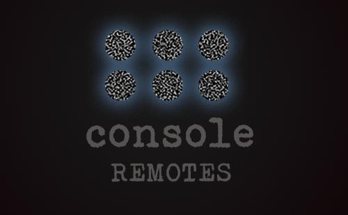 Console Remotes