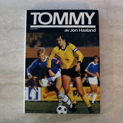 Tommy | Brukt bok