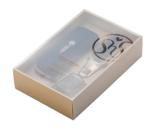 NOUVEAU !! SCALP BRUSH PREMIUM BOX en coffret