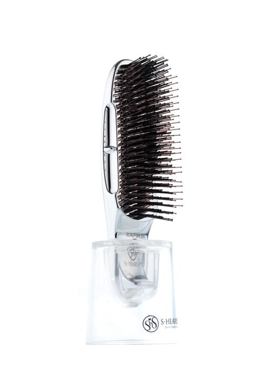 SCALP BRUSH PLUS + MINI -  L'EXPERTISE SCALP BRUSH + FORMAT MINI !