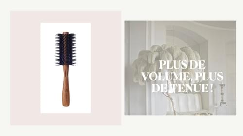 KIT Brushing -  Volume Up Brush +  TOKIO OIL - PLUS DE VOLUME, PLUS DE TENUE !