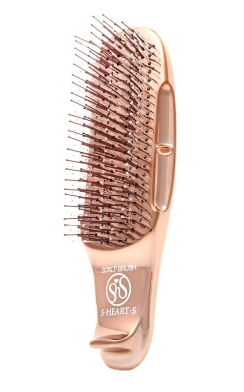 SCALP BRUSH BACKSTAGE - L'EFFICACITÉ DE LA SCALP BRUSH, QUI VOUS SUIT PARTOUT !