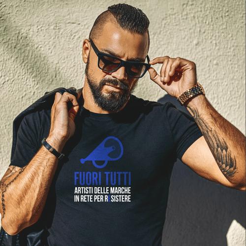 t-shirt - Fuori Tutti
