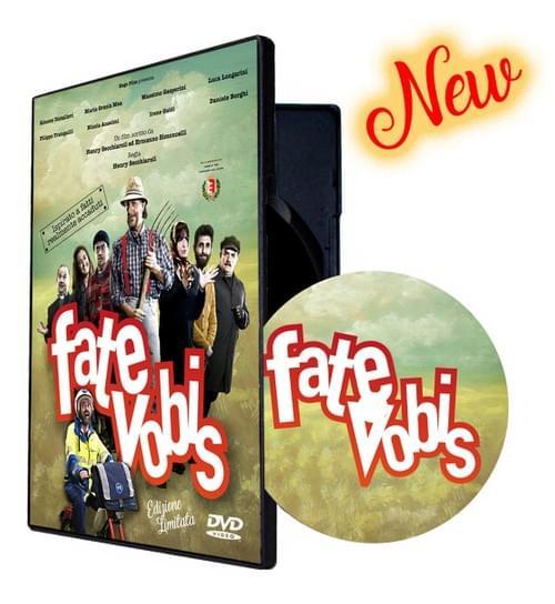 DVD FATE VOBIS (SPEDIZIONI SOLO ITALIA)