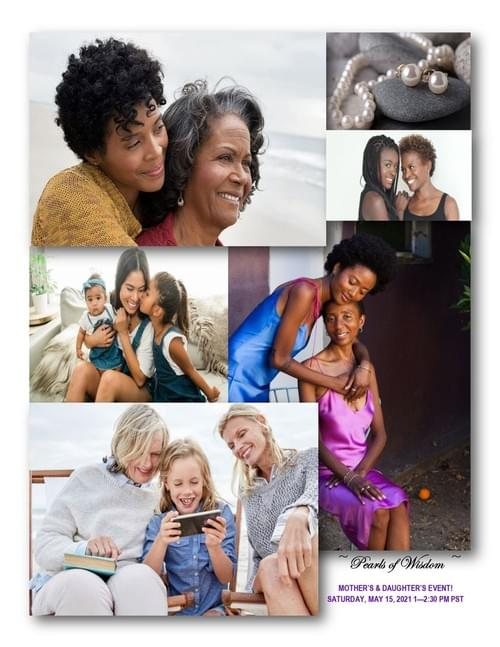 Annual Mother's Day Pearls of Wisdom Event for Women & Girls