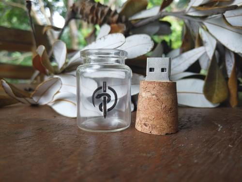 Message In A Bottle USB